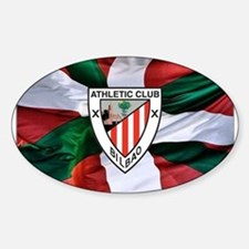 Cute Athletic Sticker (Oval)