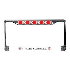 Cool Basque License Plate Frame