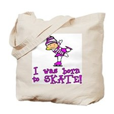 Born to Skate Madison Tote Bag