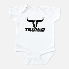 Tejano Music Black Infant Bodysuit