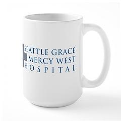 SGMW Hospital Large Mug