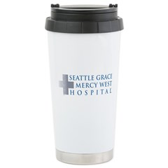 SGMW Hospital Stainless Steel Travel Mug