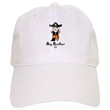 Pirate 1 Big Brother Baseball Cap