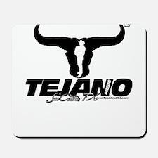 Tejano Music Black Mousepad