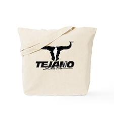 Tejano Music Black Tote Bag