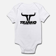 Tejano Music Black Infant Bodysuit