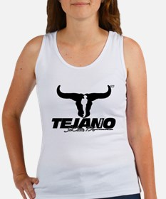 Tejano Music Black Women's Tank Top