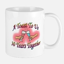 Cute 30th anniversary Mug