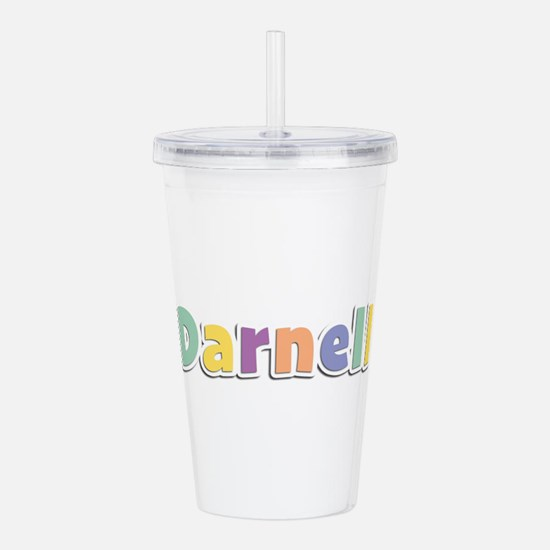 Darnell Spring14 Acrylic Double-wall Tumbler
