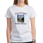 Los Angeles Library Women's T-Shirt