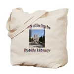 Los Angeles Library Tote Bag