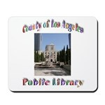 Los Angeles Library Mousepad