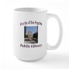 Los Angeles Library Mug