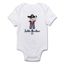Pirate 3 Little Brother Infant Bodysuit