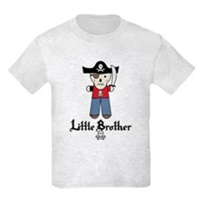 Pirate 3 Little Brother T-Shirt