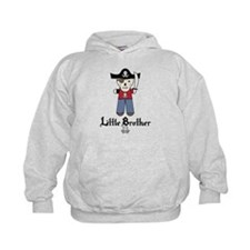 Pirate 3 Little Brother Hoodie
