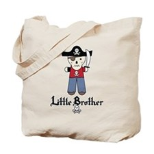 Pirate 3 Little Brother Tote Bag