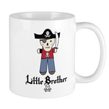 Pirate 3 Little Brother Mug