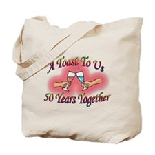 Funny Wedding toast Tote Bag