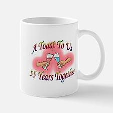 Fifty fifth Mug