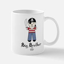 Pirate 5 Big Brother Mug