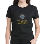 Sussex Police Traffic Warden Women's Dark T-Shirt