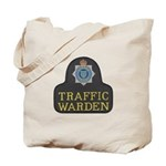 Sussex Police Traffic Warden Tote Bag