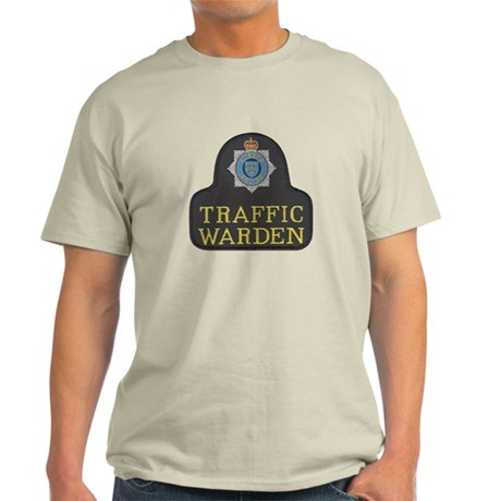 Sussex Police Traffic Warden Light T-Shirt