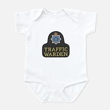 Sussex Police Traffic Warden Infant Bodysuit