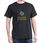 Sussex Police Traffic Warden Dark T-Shirt