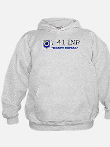 1st Bn 41st Inf Hoodie