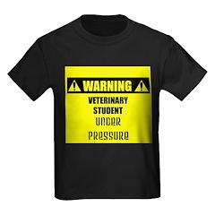 WARNING: Vet Student Under Pressure T