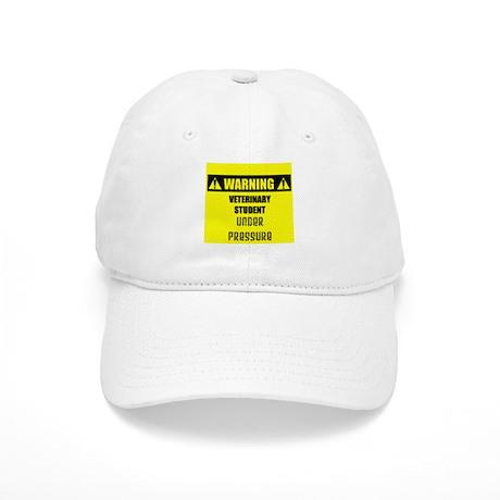 WARNING: Vet Student Under Pressure Cap