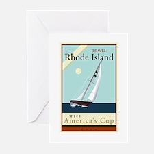 Travel Rhode Island Greeting Cards (Pk of 10)