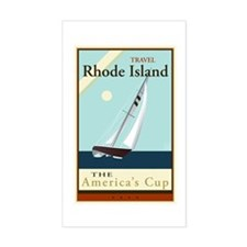 Travel Rhode Island Decal