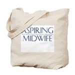 Aspiring Midwife Tote Bag
