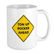 Ton Up Rocker Mug