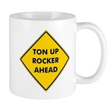 Ton Up Rocker Small Mug