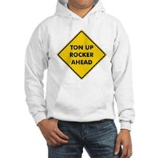 Ton Up Rocker Hoodie
