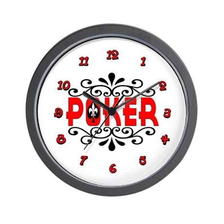 Texas holdem poker clock