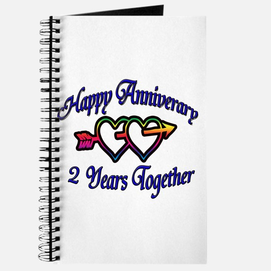 Funny 2nd anniversary Journal