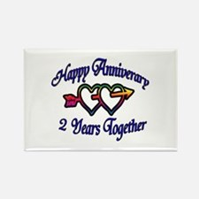 Cute Couples Rectangle Magnet (10 pack)