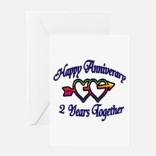 Cute Anniversary Greeting Card