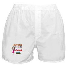 Retired Teacher II Boxer Shorts