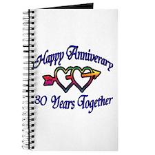 Cool 30th anniversary Journal