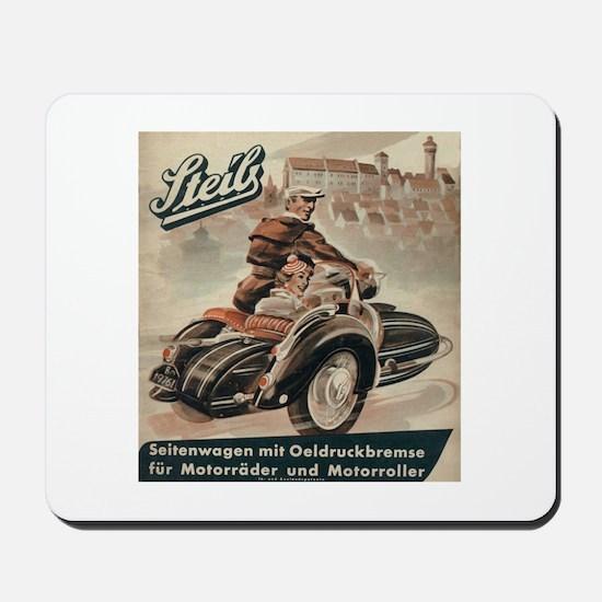 Sidecar Mousepad