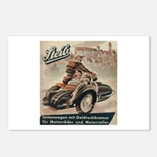 Sidecar Postcards (Package of 8)