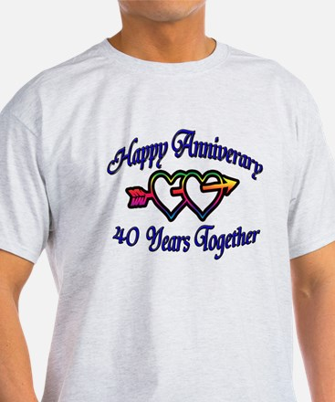 Unique Wedding anniversary party T-Shirt