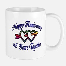 Cool Fortieth anniversary Mug