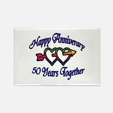 Funny Married couples Rectangle Magnet